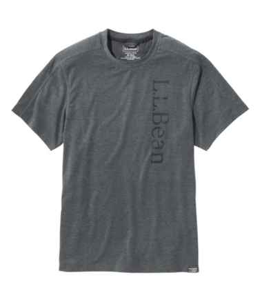 Men's Everyday SunSmart Tee, Short-Sleeve, Logo