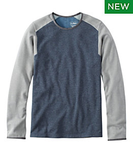 Men's Ranger Midweight Crew, Colorblock