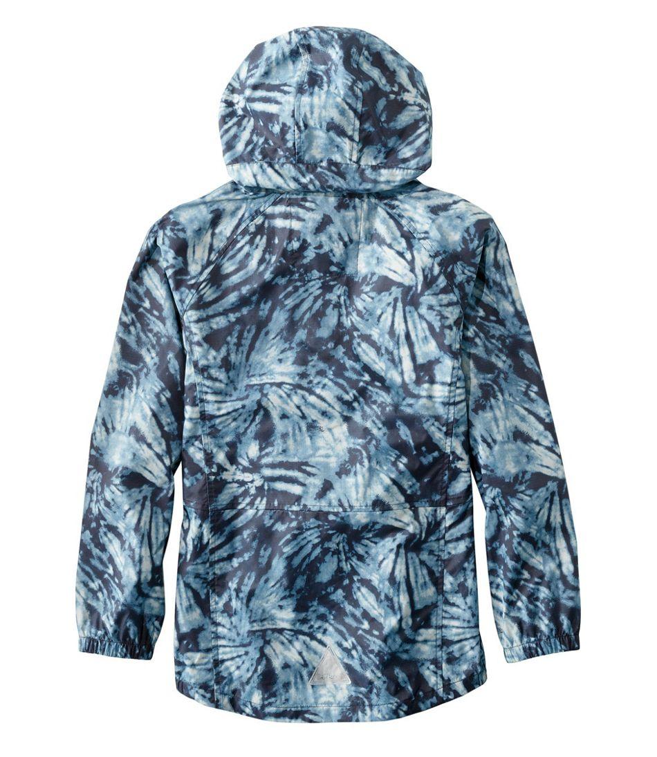 Kids' Wind and Rain Jacket, Print