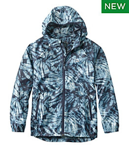 Kids' Wind and Rain Jacket Print