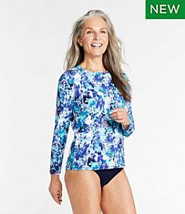 Women's SunSmart™ UPF 50+Sun Shirt, Print