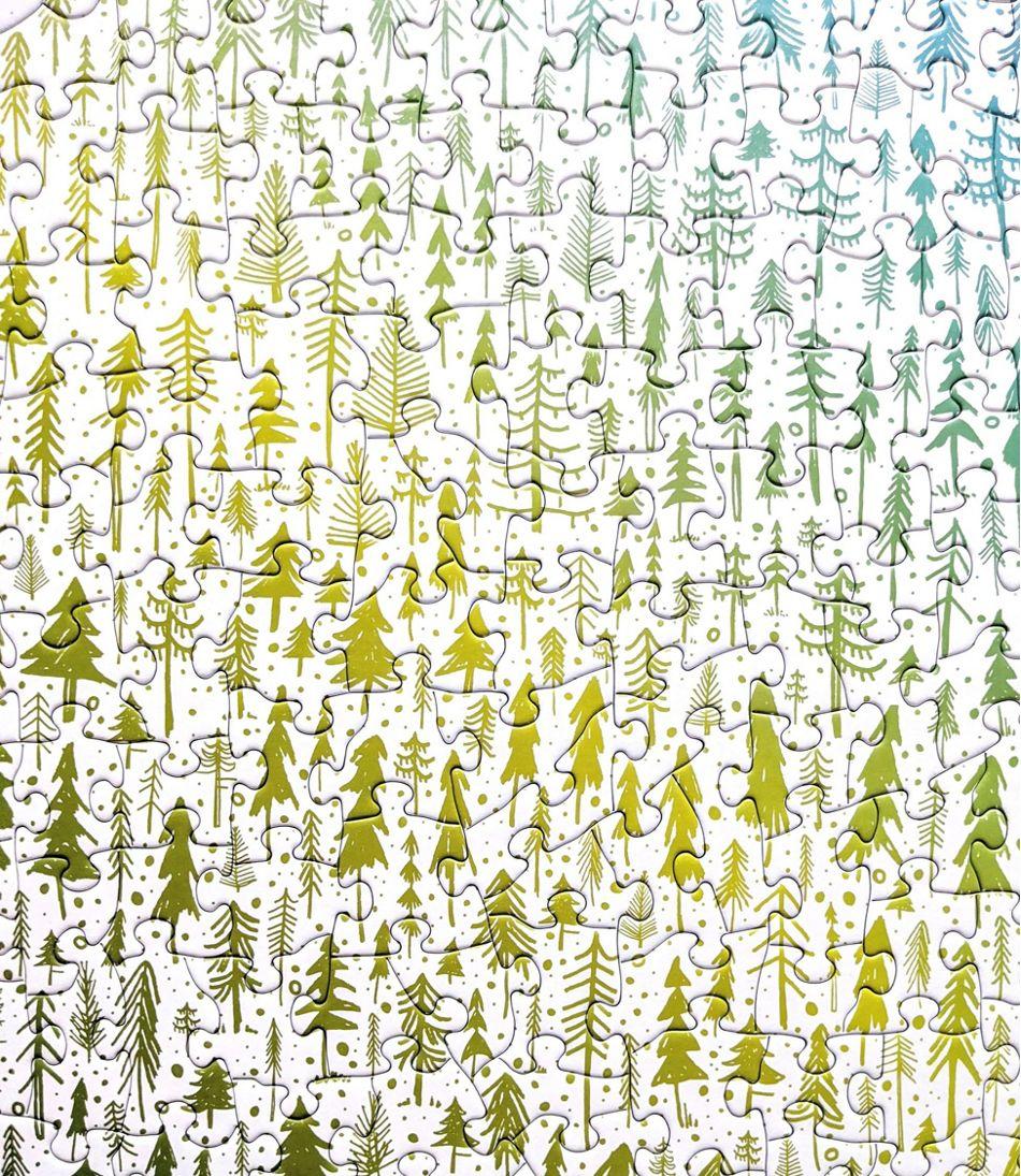 Pine Trees Puzzle 500 Pieces