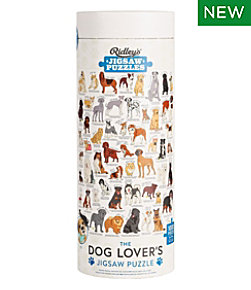 Dog Lover's Puzzle 1000 Pieces