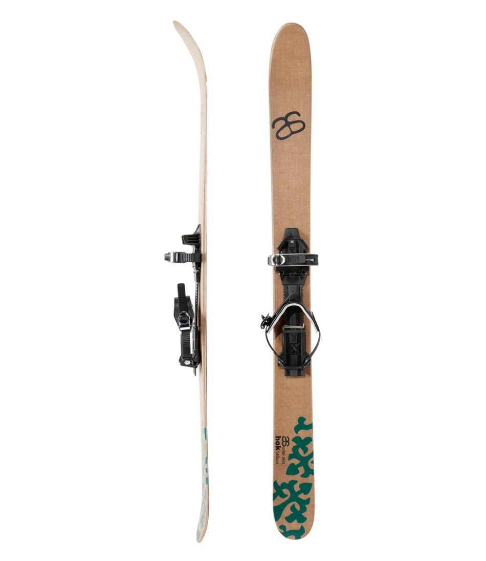 Adults' Altai Hok Skis with Universal Bindings