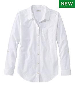 Women's Organic Classic Cotton Shirt