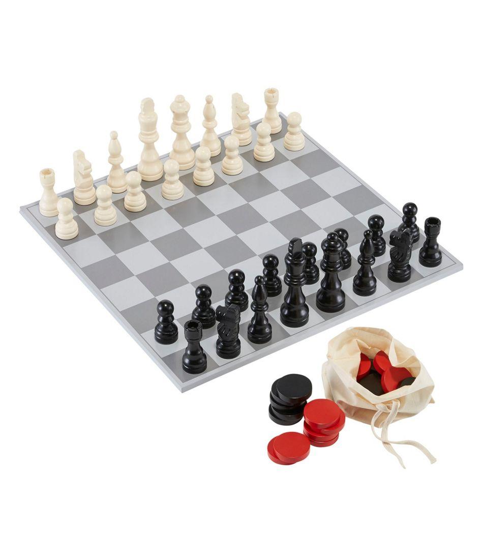 Jumbo Checkers and Chess