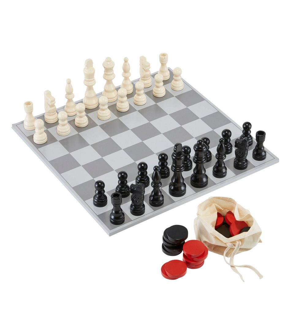 Jumbo Checkers and Chess