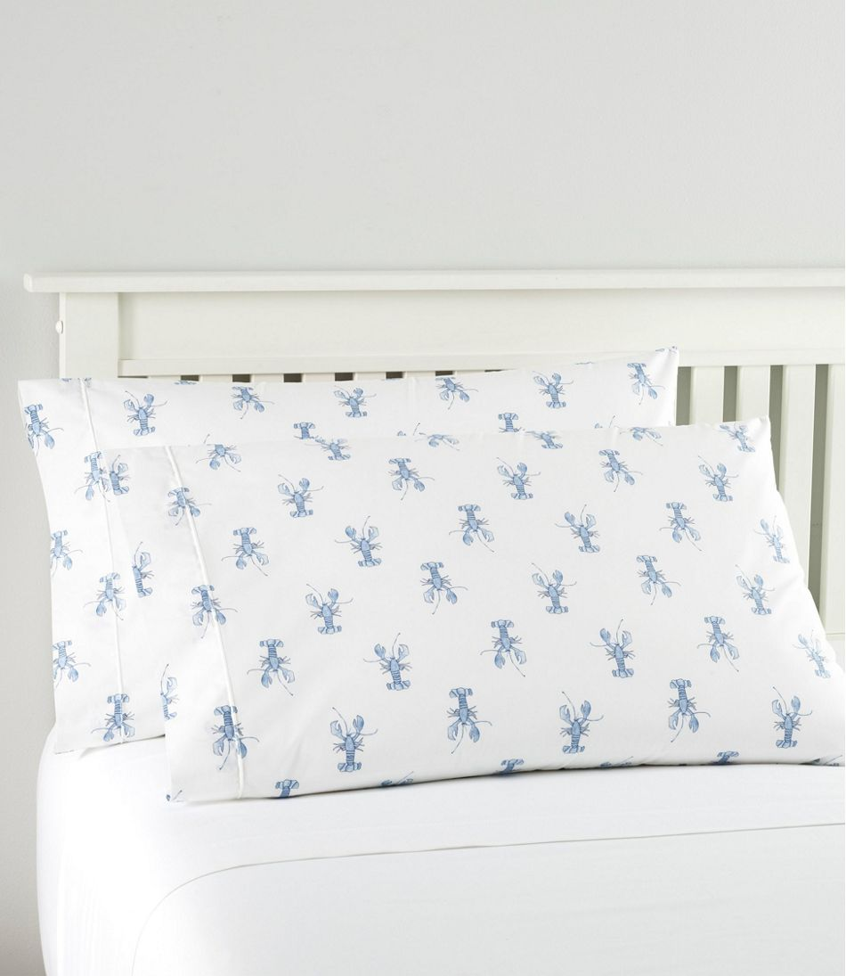 Sara Fitz™ Lobster Percale Sheet Collection