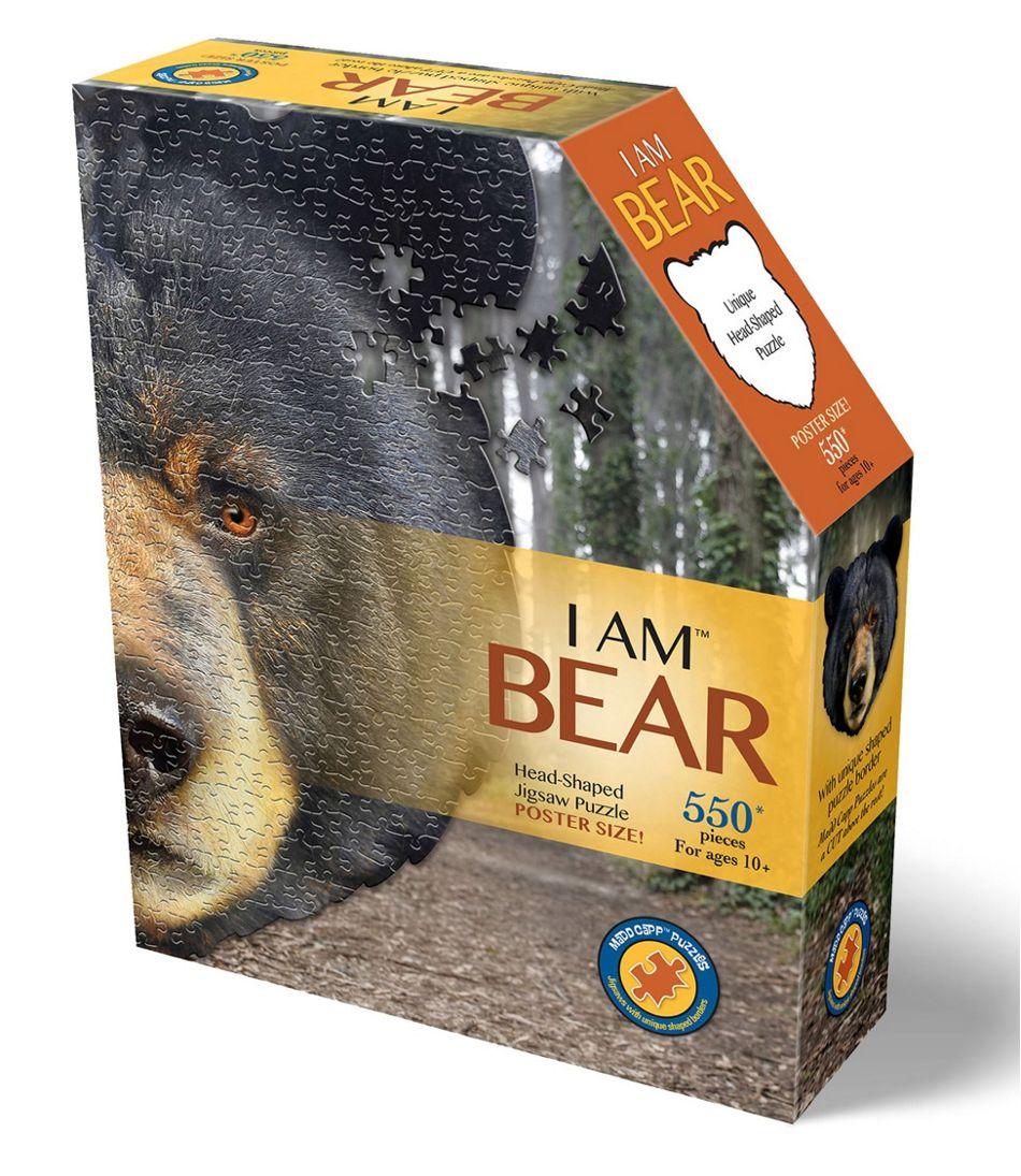 Poster Size Bear Puzzle, 550 Pieces