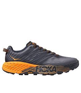 Men's Hoka One One SpeedGoat 4 Trail Running Shoes