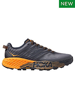 Men's Hoka One One SpeedGoat 4 Trail Running Shoes
