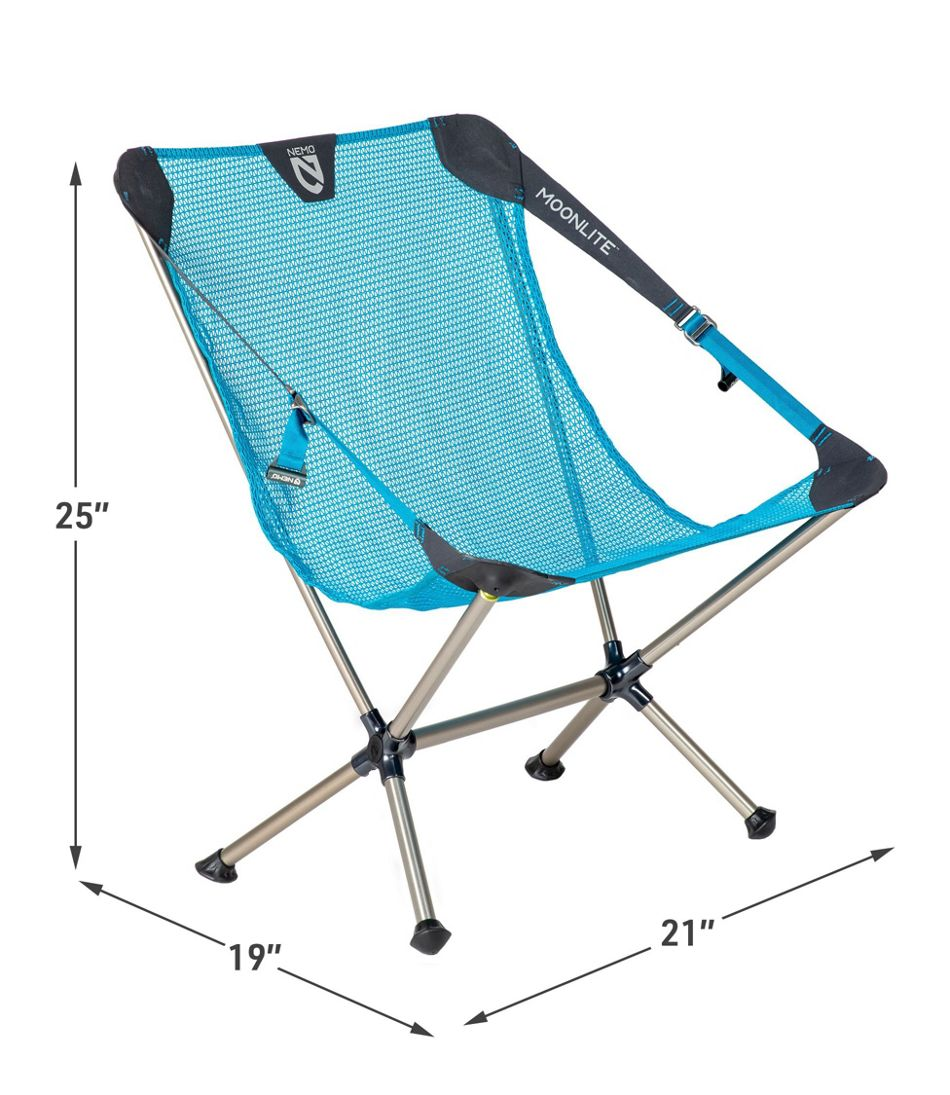 Nemo Moonlight Reclining Camp Chair