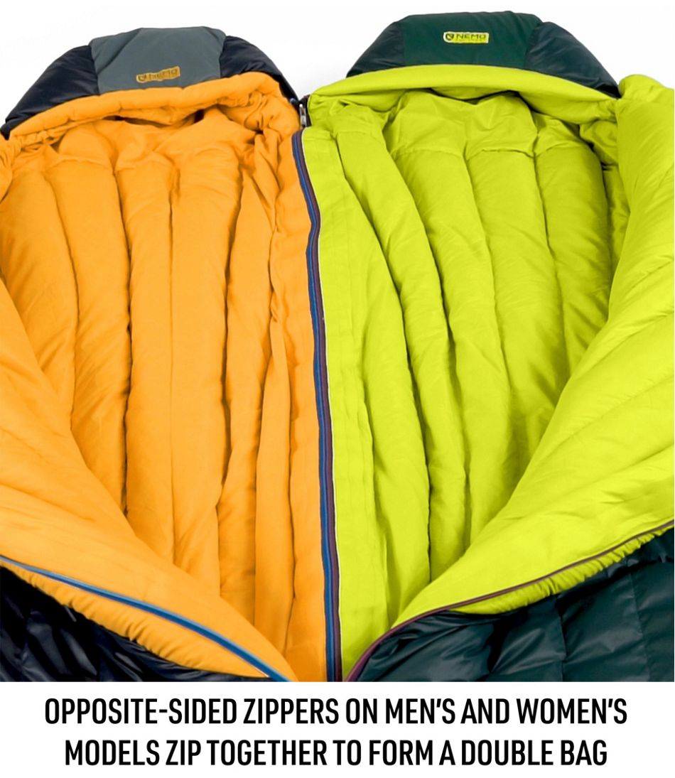 Women's Nemo Disco Sleeping Bag, 15°
