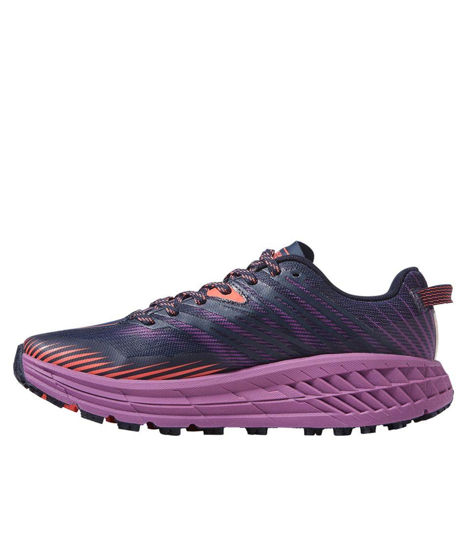 Women's Hoka One One SpeedGoat 4 Trail Shoes