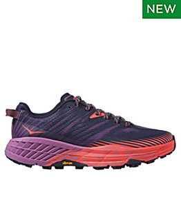Women's Hoka One One SpeedGoat 4 Trail Shoes