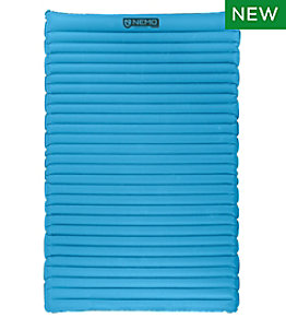 Nemo Quasar 3D Insulated Sleeping Pad, Double