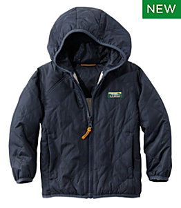 Infants' and Toddlers' Mountain Bound Reversible Hooded Jacket