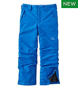 Kids' Waterproof Wildcat Insulated Snow Pants
