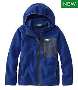 Kids' Retro Mountain Classic Fleece Jacket