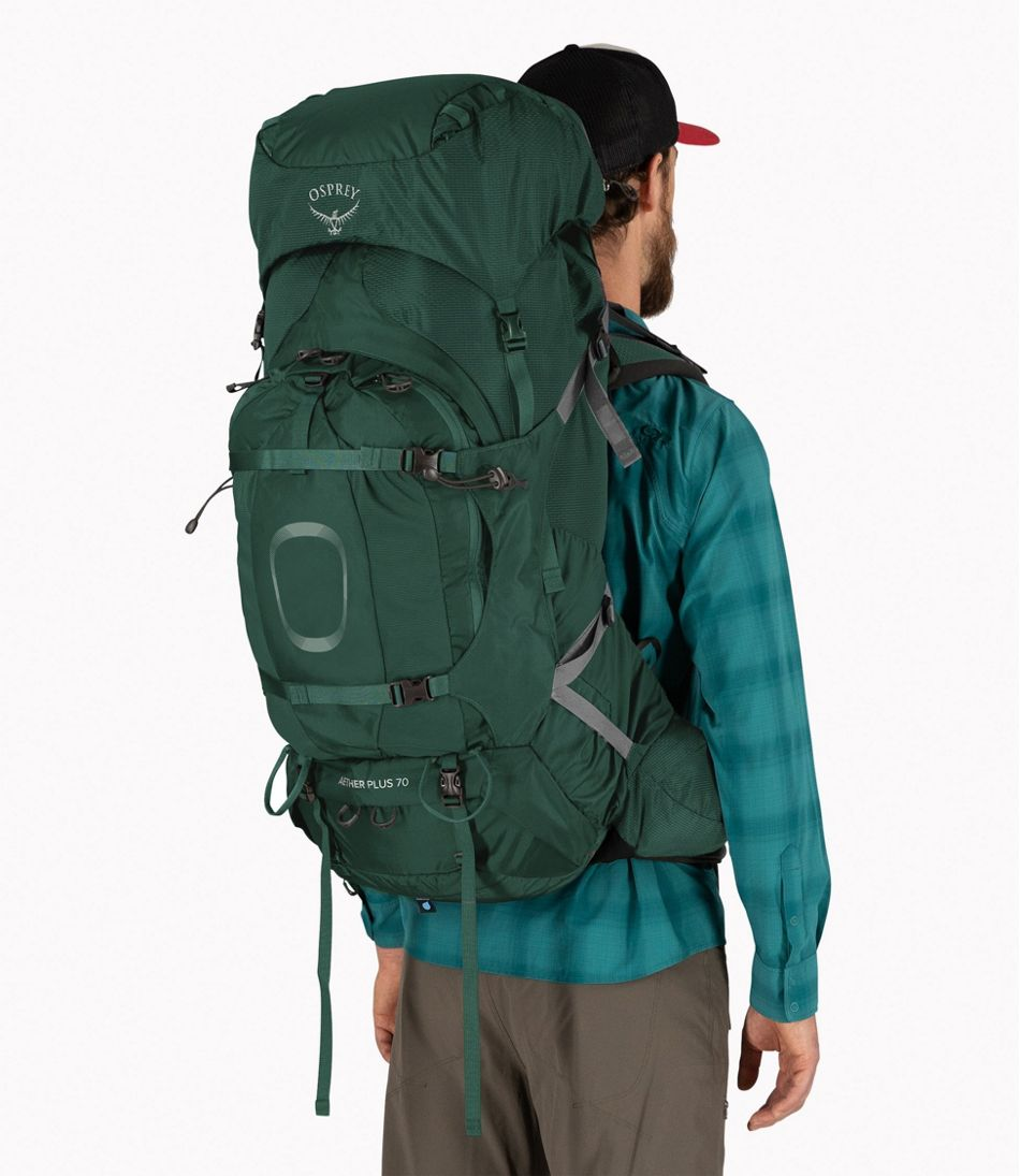 Men's Osprey Aether Plus 70 Pack