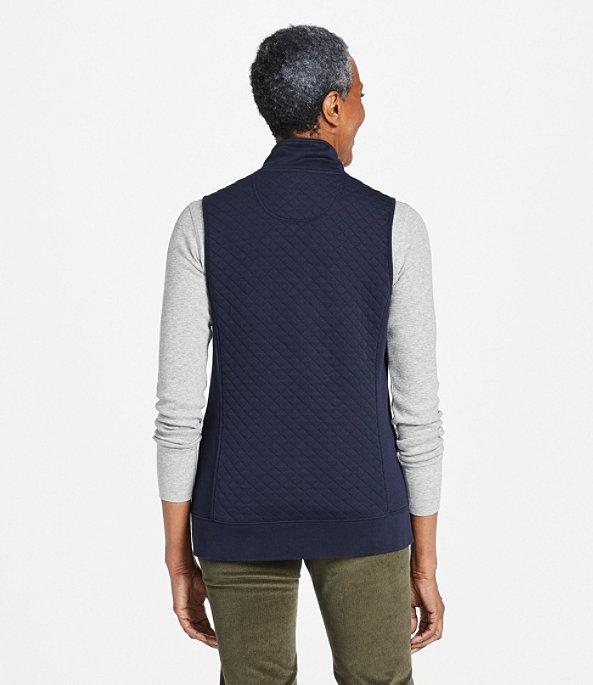 Quilted Vest, , large image number 2