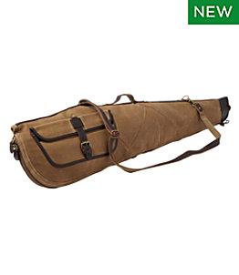 Double L Waxed Cotton Rifle Case