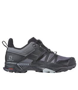 Men's Salomon X Ultra 4 Low Hiking Shoes