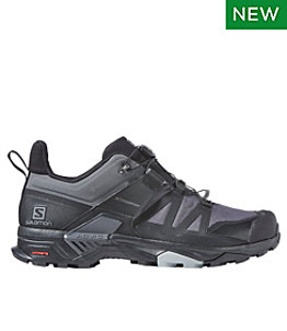 Men's Salomon X Ultra 4 Low Hiking Shoes