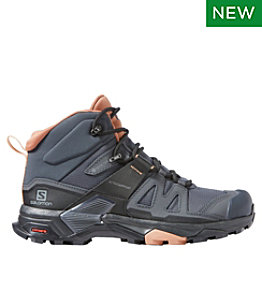 Women's Salomon X Ultra 4 Mid Hiking Boots