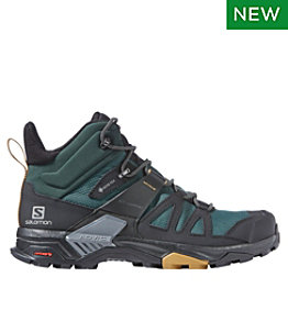 Men's Salomon X Ultra 4 Mid Hiking Boots