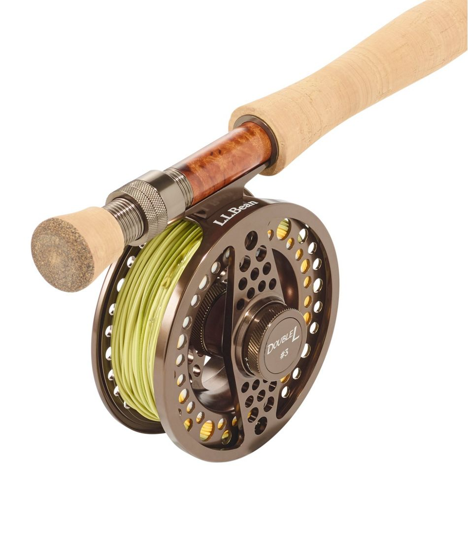 Double L Fly Rod Outfits, 7-8 wt.