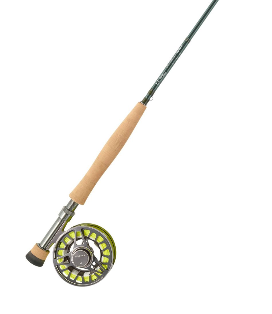 "Streamlight Euro Ultra II Fly Rod Outfit, 10'6"" 3 wt."