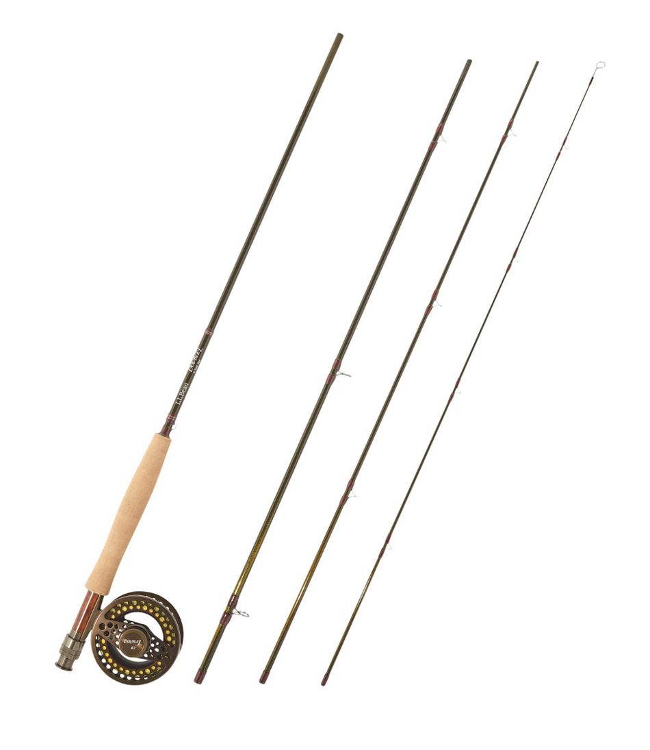 Double L Fly Rod Outfits, 4-6 wt.