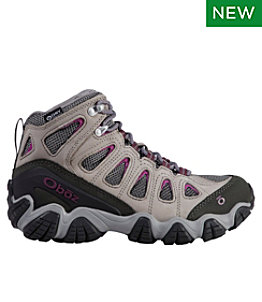 Women's Oboz Sawtooth II Mid Waterproof Hikers