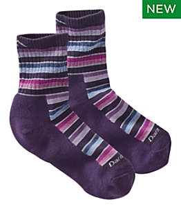 Women's Darn Tough Decade Stripe Hiking Socks