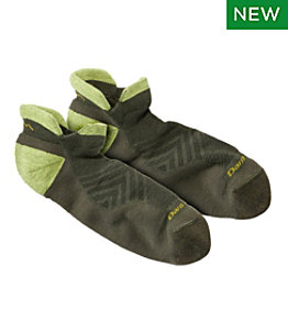 Men's Darn Tough No Show Tab Ultra-Lightweight Running Socks