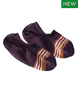 Women's Smartwool Sneaker No Show Socks, Stripe