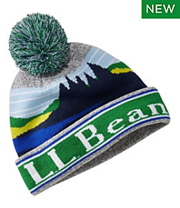 Toddlers' L.L.Bean Pom Hat