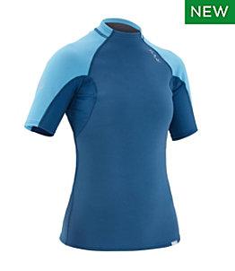 Women's NRS HydroSkin 0.5mm Shirt, Short-Sleeve