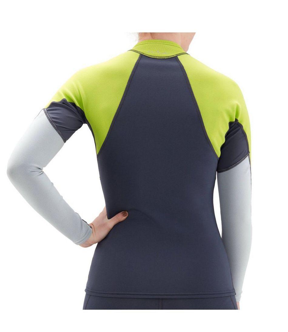 Women's NRS HydroSkin 0.5mm Shirt, Long-Sleeve