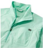 Women's SunSmart™ Shirt, Quarter-Zip Pullover