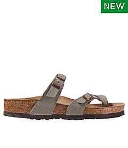 Women's Birkenstock Mayari Birkibuc Sandals