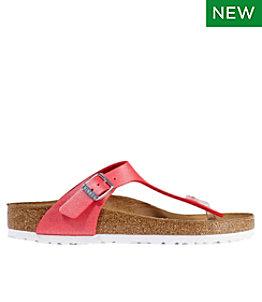 Women's Birkenstock Gizeh Birko-Flor Sandals