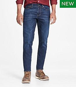 Men's Signature 5-Pocket Stretch Jeans, Slim Taper