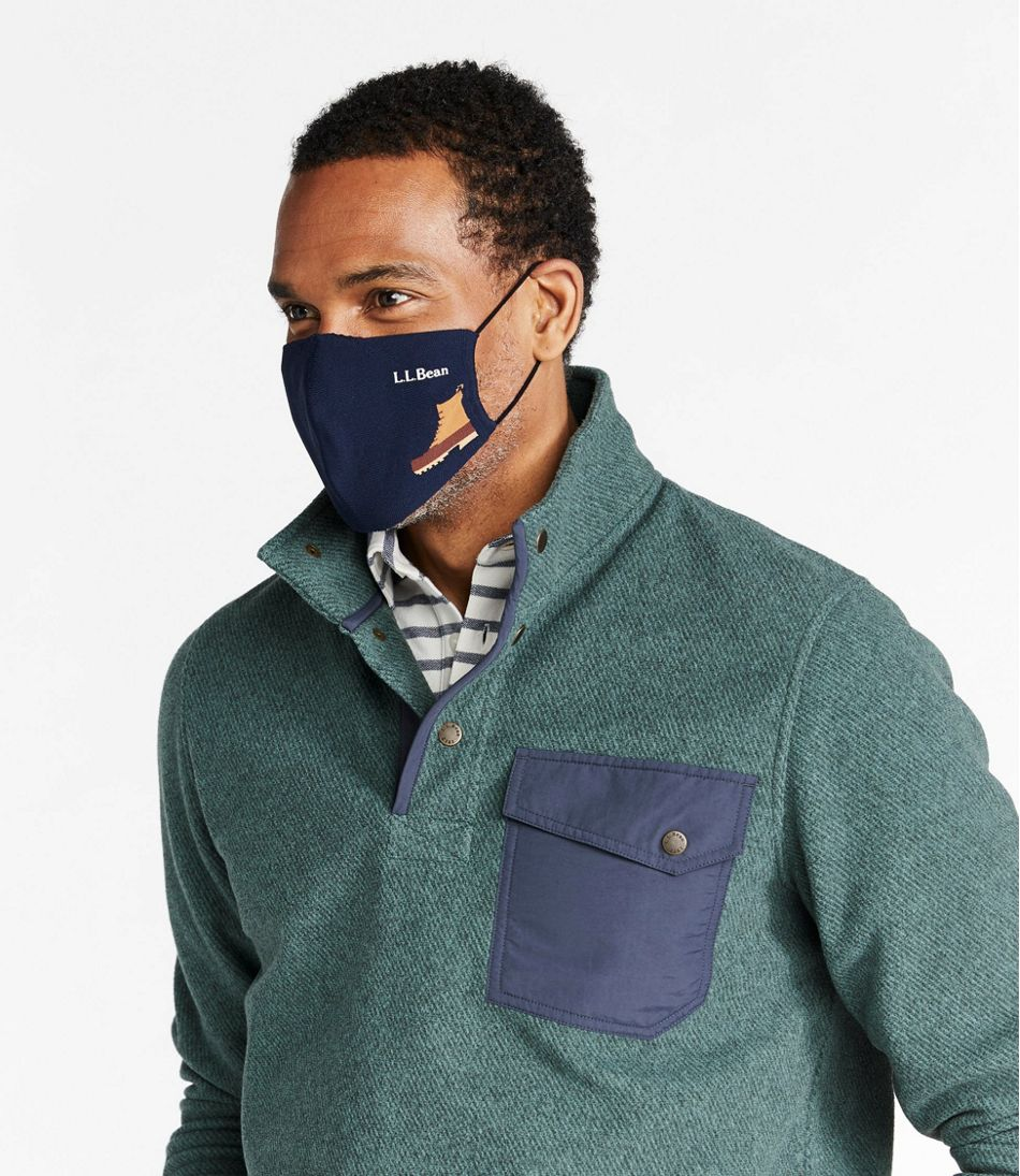 Adults' L.L.Bean Knit Non-Medical Mask