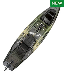 Wilderness Systems Recon 120 HD Pedal-Drive Kayak
