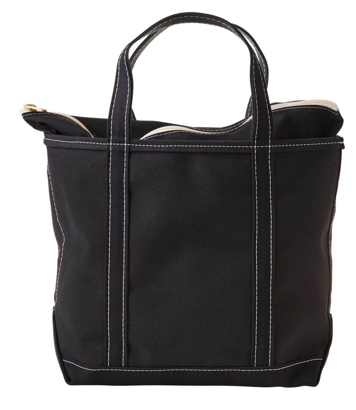 Boat and Tote, Zip-Top, Two-Tone