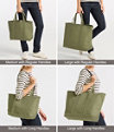 Boat and Tote Bag, Single-Tone Medium, , small image number 1