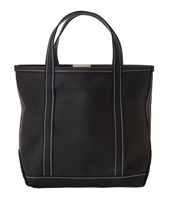 Boat and Tote Bag, Single-Tone Medium, Black/Black, large image number 0