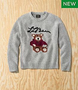 Men's L.L.Bean x Todd Snyder L.L.Bear Sweater